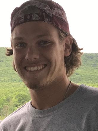 Zach Portrait